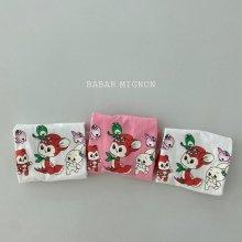 Bambi sleeveless<br>3 color<br>『babar mignon』<br>21SS