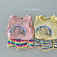 Unicorn set<br>2 color<br>『babar mignon』<br>21SS
