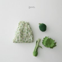 flower sausage pt <br>Light green<br>『guno・』<br>21SS