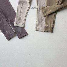 3 style leggings<br>3 color<br>『guno・』<br>21FW
