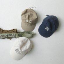 3 baseball cap<br>2 color<br>『guno』<br>21FW