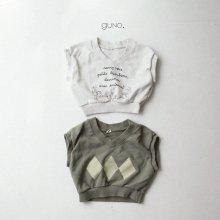 2 style vest<br>Ivory<br>『guno・』<br>21FW
