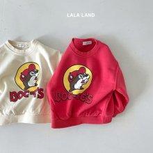 Bubble Sweatshirt<br>2 color<br>『lala land』<br>21FW
