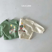 Fairy tale sweatshirt<br>2 color<br>『lala land』<br>21FW