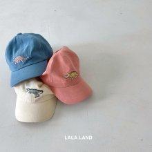 Dinosaur cap<br>3 color<br>『lala land』<br>21FW