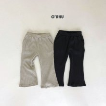 Applied ribbed pt<br>2 color <br>+ Adult (otona)<br>『O'ahu』<br>21FW