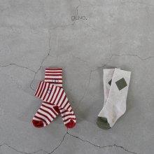 guno socks set <br>stripe set<br>『guno』<br>21FW<img class='new_mark_img2' src='https://img.shop-pro.jp/img/new/icons13.gif' style='border:none;display:inline;margin:0px;padding:0px;width:auto;' />