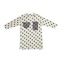 Dot Dress<br>Black dot<br>『Tambere』 <br>16SS<br>定価<s>6,900円</s><b>20%Off</b>
