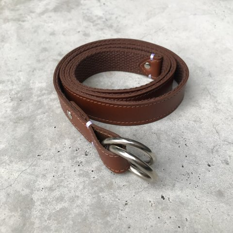 MAGILL LA / James - leather × brown