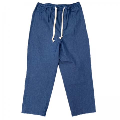 SLIP INSIDE / Denim Easy Pants