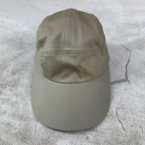 SLIP INSIDE × BE PREPARED / 5 Panel Long-bill Cap - burberry khaki