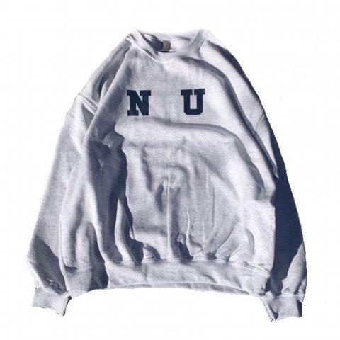 CONTE-NU / NU Sweat - ash gray