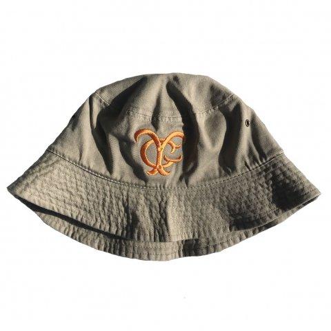 SLIP INSIDE / YYG Mets Hat - beige × orange