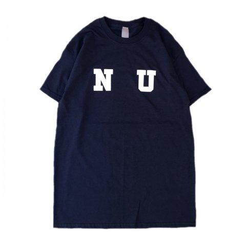 CONTE-NU / NU Tee - navy