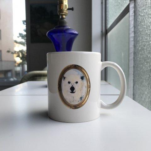 shirokuma / shirokuma LOOK AT YOU Mug