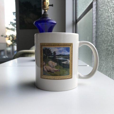 shirokuma / shirokuma HOLIDAY Mug