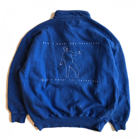 Don't Sweat The Technique / Russell blue Sweat The Technique