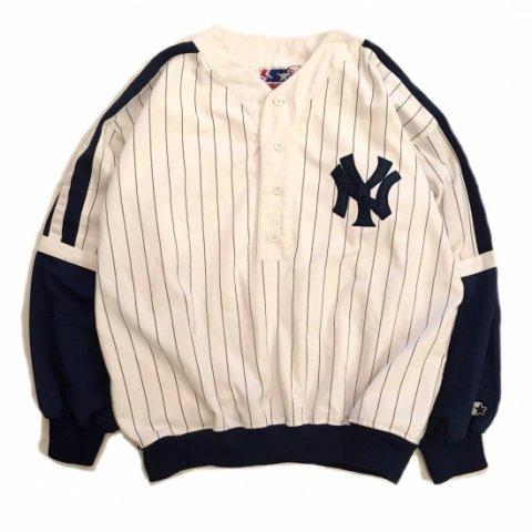 Vintage Starter NY Yankees PO Jersey