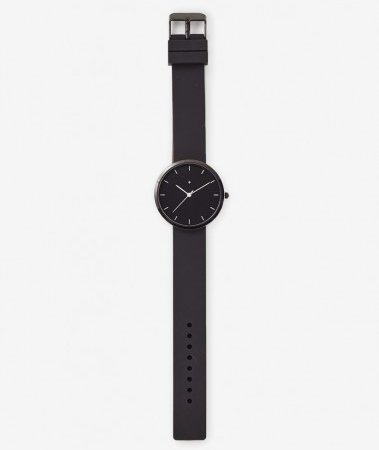 I Love Ugly / SAMUEL WATCH BLACK