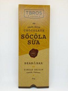 TBROS ダークミルクチョコレート