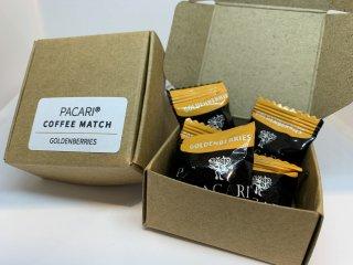 PACARI コーヒーマッチゴールデンベリー個包装5個入miniBOX