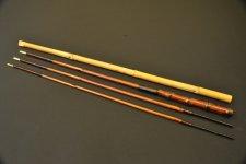 手書きの東  タナゴ竿  3尺6寸