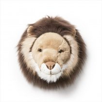 <img class='new_mark_img1' src='https://img.shop-pro.jp/img/new/icons47.gif' style='border:none;display:inline;margin:0px;padding:0px;width:auto;' />★WILD&SOFT★  Animal Head −Lion