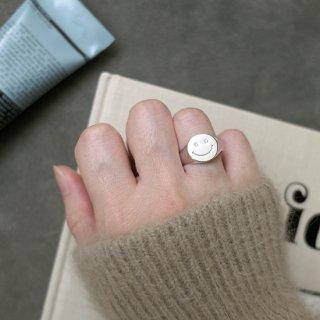 SLV スマイルxダイヤリング