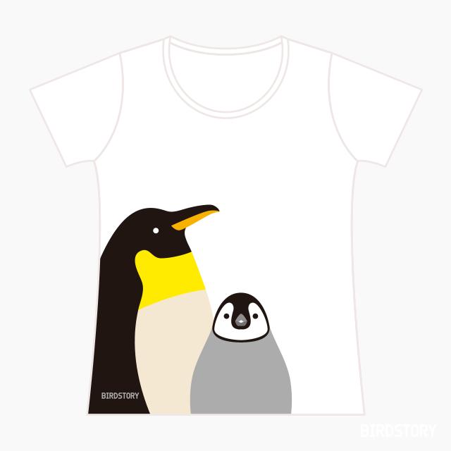 Tシャツ(SMILE BIRD  / ペンギン) 商品の様子