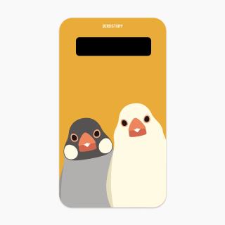 SMILE BIRD モバイルバッテリー(文鳥)