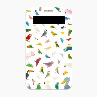 BIRD!BIRD!BIRD!  モバイルバッテリー