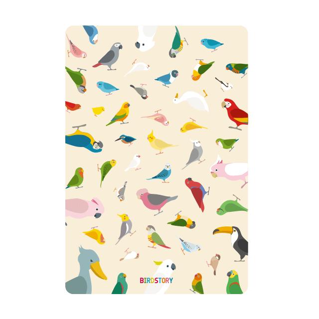 パスケース(BIRD!BIRD!BIRD!)