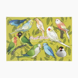ポストカード(Small Birds!)