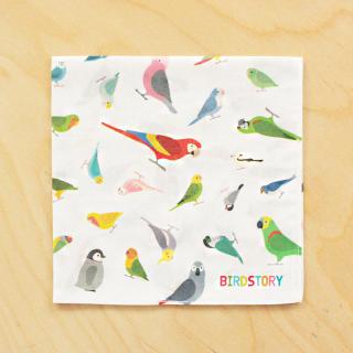 BIRD!BIRD!BIRD! ハンカチ