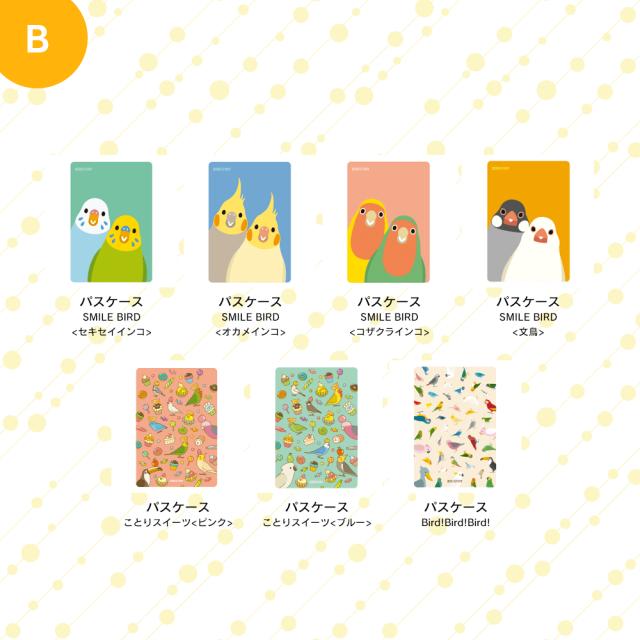 選べる!BIRDSTORY福袋 2018 商品の様子