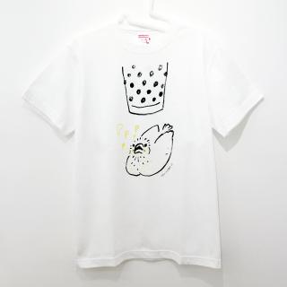 あなたに育てられたい文鳥 Tシャツ