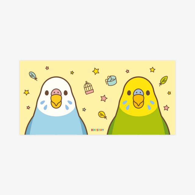 マグカップ(SMILEBIRD / セキセイインコ) 商品の様子