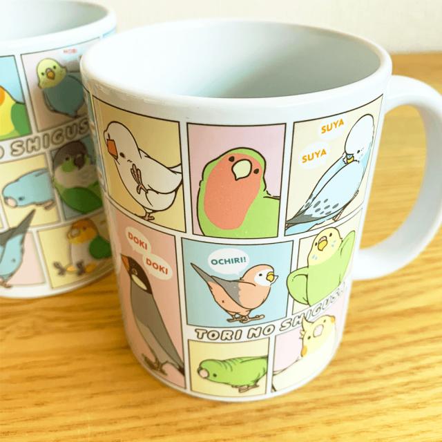 マグカップ(TORINOSHIGUSA / コミック) 商品の様子