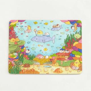 chitch マウスパッド(お魚さんと遊ぼう!)