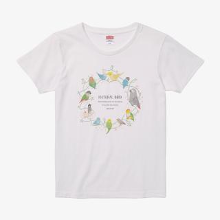 Tシャツ(Natural Bird�)