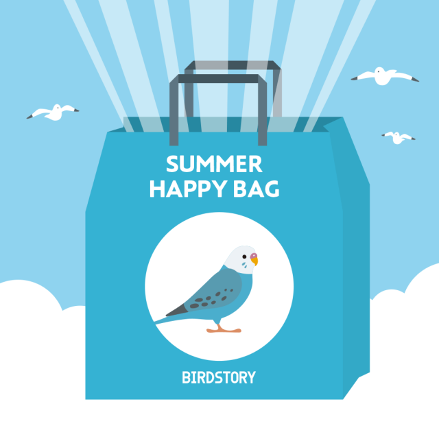 SUMMER HAPPY BAG 2020(BIRDSOTRY / セキセイインコ)