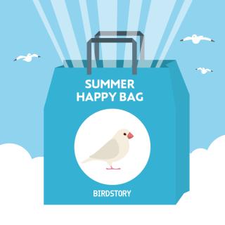 SUMMER HAPPY BAG 2020(BIRDSOTRY / 文鳥)