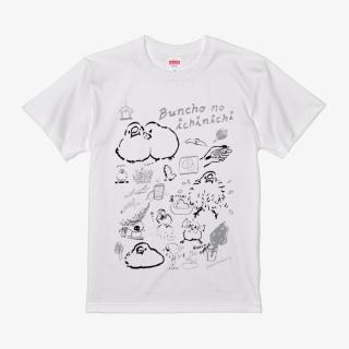Tシャツ(torinotorio / buncho no ichinichi)