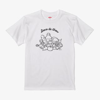 Tシャツ(Doco de show / コザクラインコ)