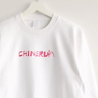 刺繍スウェット(torinotorio / CHINERU)
