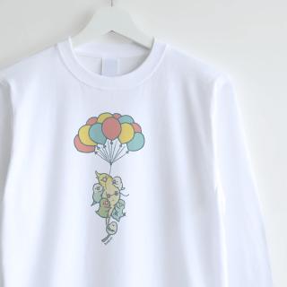 長袖Tシャツ(TOBERUKEDONE)