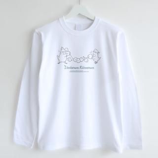 長袖Tシャツ(JAMAENAGA / ITODENWA KIKOENWA)