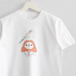 Tシャツ(文鳥院まめぞう / やわらかな時間)