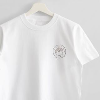 Tシャツ(amycco. / つぼ巣の中から / ピンク)