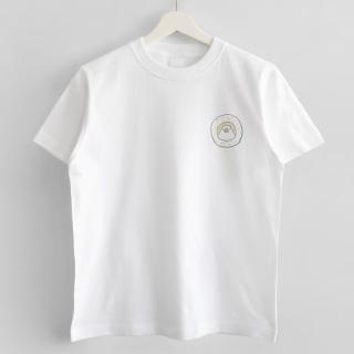 Tシャツ(amycco. / つぼ巣の中から / イエロー)